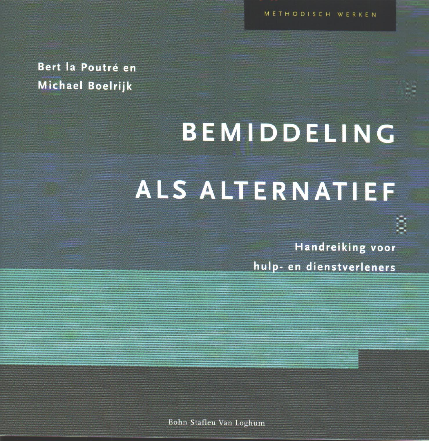 © M. Boelrijk Bemiddeling mediation handleiding